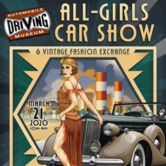 All-Girls Car Show & Vintage Fashion Exchange 2020