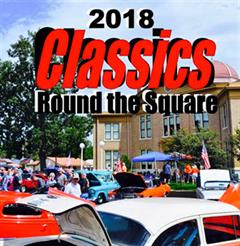 21st Classics Round the Square Car Show