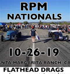 3rd Annual RPM Nationals & Car Show