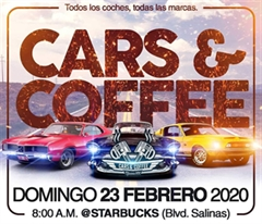 Cars And Coffee Tijuana Hot Rod 2020