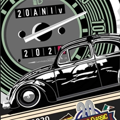 20 aniversario de Volks and Classic