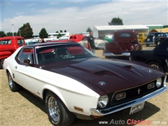 10a Expoautos Mexicaltzingo - 1972 Ford Mustang
