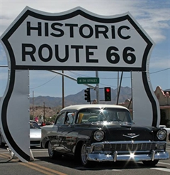 32nd Annual Route 66 Fun Run