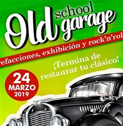 Old School Garage Enero 2019