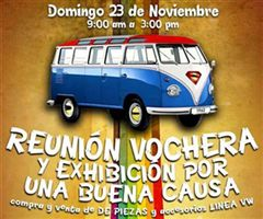 Vochera Meeting and Exhibition for A Good Cause
