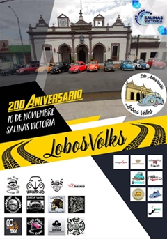 2do Aniversario Lobos Volks Club Salinas Victoria