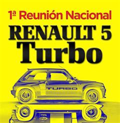 1st National Meeting Renault 5 Turbo