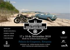 II Exhibition of Classic Cars and Motorcycles Estepona