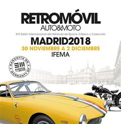 Retromóvil Madrid 2018